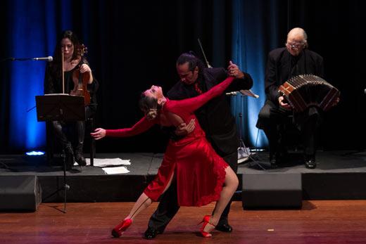"""Paulínia recebe musical """"Uma Noite de Tango"""" - Paulínia VIP"""